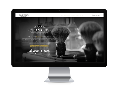 Clean Cuts Barbering Toronto