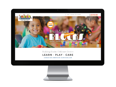 Building Blocks Childcare Centre Ghana