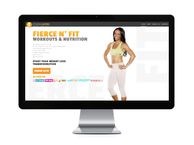 Heather Wilson Phllips Fitness Trainer