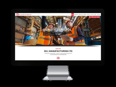 Gill Manufacturing Brampton