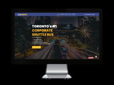 Toronto Shuttle Bus